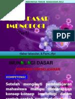 Imunologi Dasar Part 1