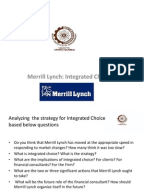 Merrill Lynch: Supernova Situation Choice