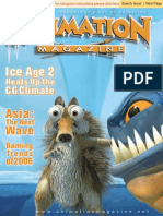 Animation Magazinz