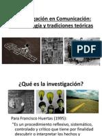 La investigación en Comunicación 240112