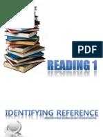 Presentation 2 (Reading1)