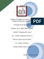 Tarea 1.- Cuadro Comparativo Del Video Histria de Investigacion de Operaciones