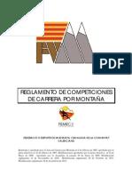 Federacion Valenciana Montaña