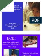 El programa ECBI