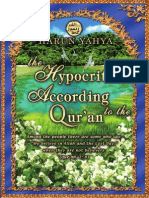 The Hypocrite According to the Qur'an 1ed En
