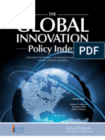 The Global Innovation Policy Index 2012