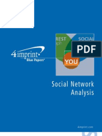 Social Network Analysis Blue Paper