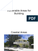 Vulnerable Areas for Building