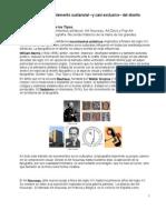 Tipografia y Movimientos artísticos