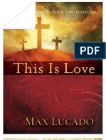 This is Love - The Extraordinary Story of Jesus - Sample