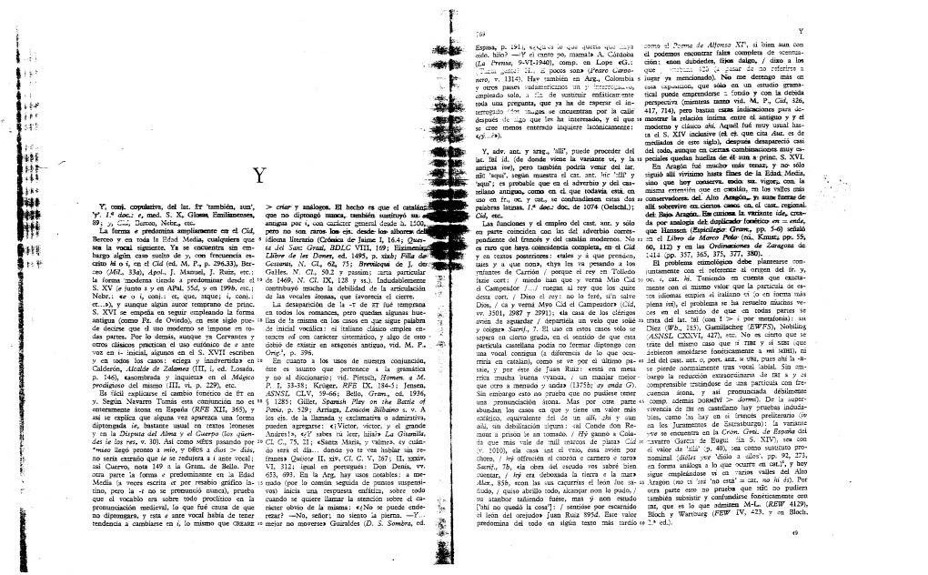 Diccionario etimolgico y z fandeluxe Image collections