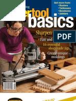 Best of Fine Woodworking Powertool Basics