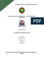 Near Field Communication(2sd06cs119)