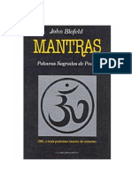 Mantras Palavras Sagradas de Poder - John Blofeld