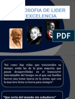 Grupo Nº 4 - La Filosofia Del Lider de Excel en CIA