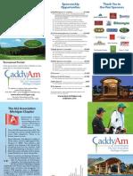 CaddyAm Brochure 2012