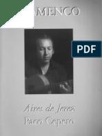 Paco Cepero - Aires de Jerez