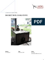 Rocket Box Design Document