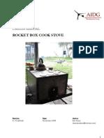 Rocket Box Design Document