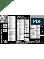 XIII FITB - Programacion Calle (Feb. 20)