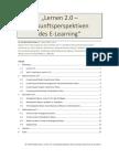 Stoller-Schai 2011 - Lernen 2.0 – Zukunftsperspektiven des E-Learning (Langfassung)