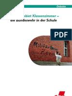 Einsatzgebiet Klassenzimmer WEB