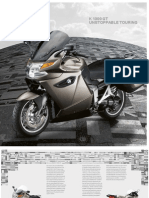 Bmw Bike K1300GT Flyer DIN