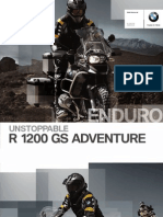 Bmw Bike R1200GS Adventure Katalog
