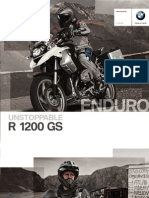Bmw Bike R1200GS Katalog