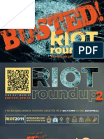 Vancouver 2011 riot roundup poster
