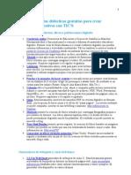 150 Herramientas NTIC Web 2.0