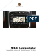 Porsche Cayenne MJ09 MC Bluetooth PD