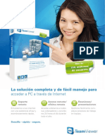 Team Viewer Brochure Es