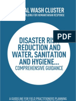 Disaster Risk Reduction and WASH