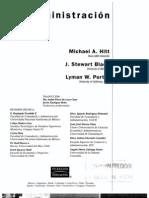 Hitt, Stewart y Porter- ( 1) Admistracion Cap 1