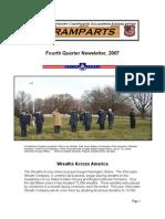 Fort McHenry Squadron - Dec 2007