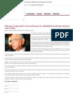 03-03-12 Debemos regresarle a los mexicanos la estabilidad social que demandan_ Cano Vélez