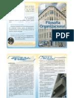 FilosofiaOrganizacional