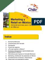 Marketing y Retail en Mexico