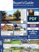 Coldwell Banker Olympia Real Estate Buyers Guide March 10th 2012