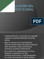 Regulacion Del Comercio Global