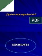 1a Clase Teoria de Las Organizaciones