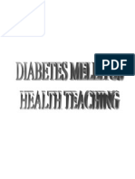 Health Teaching English