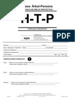 HTP-Folleto Para La Interpretacion