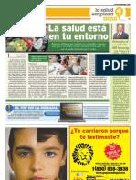 La Opinión - La Salud Empieza Aquí, March 6, 2012