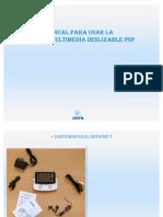Manual PspSlide