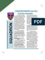 Cape May Squadron - Aug 2009