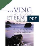 Viviendo a La Luz de La Eternidad
