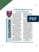 Cape May Squadron - Nov 2009