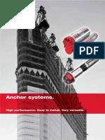 Hilti AnchorSystems2008